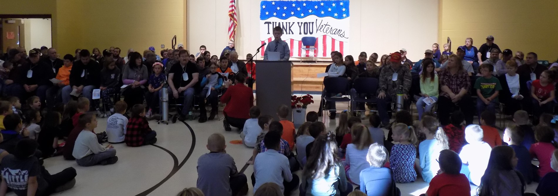 Veterans' Day Celebration Assembly