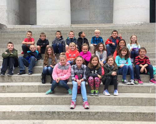 4th Grade Field Trip to the Statehouse
