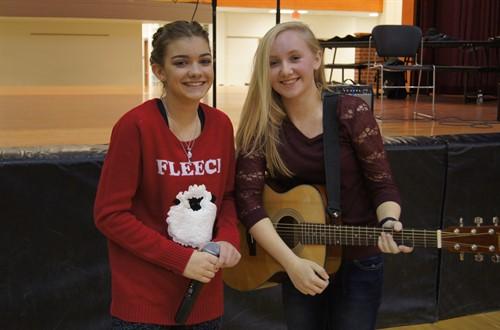 Talent Show - Macey Felumlee & Ava Fisher