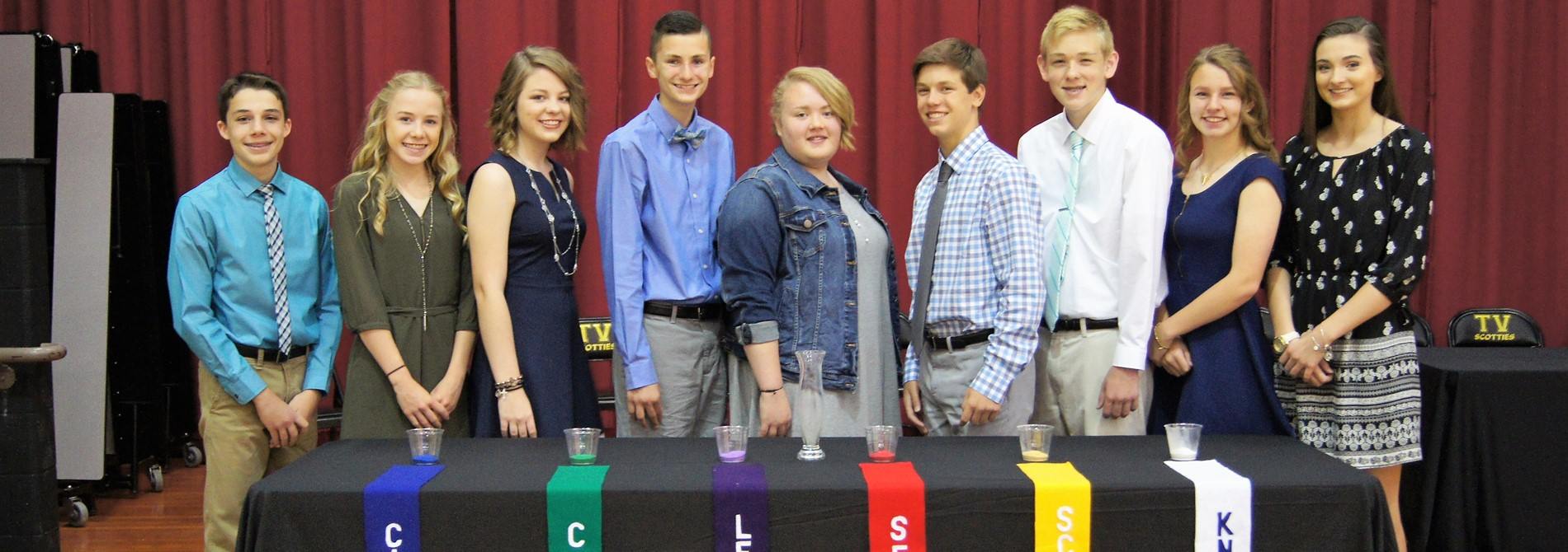 TVMS Honor Society Speakers