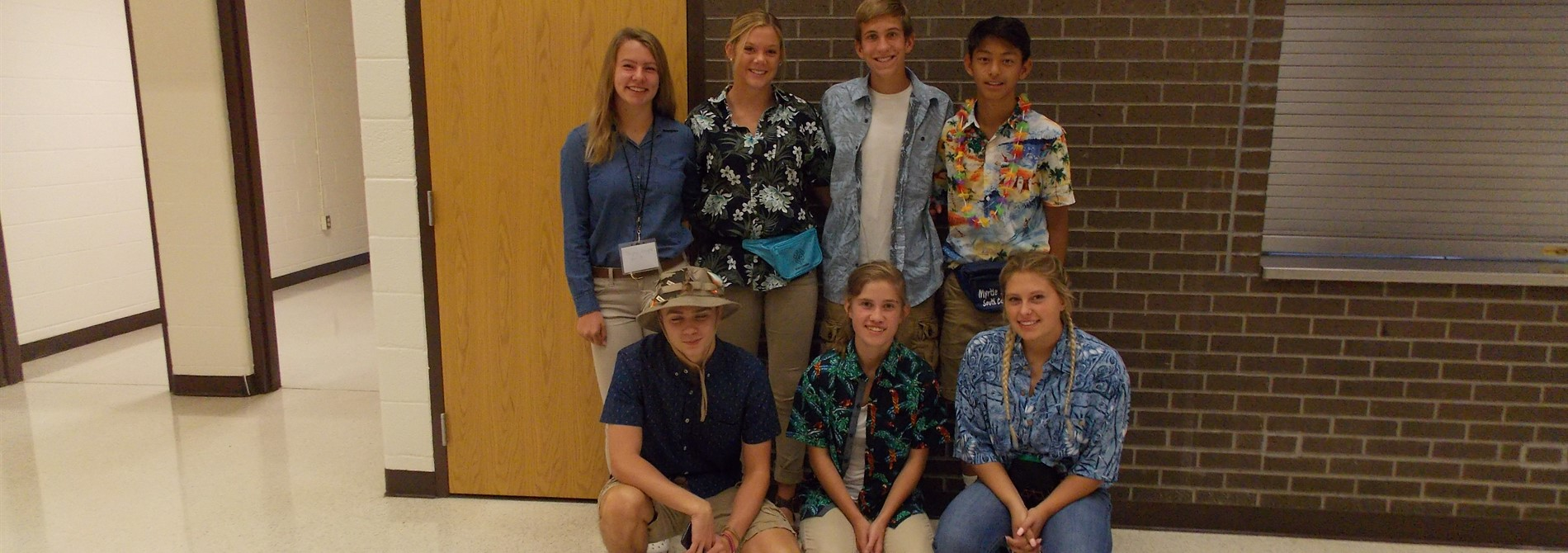 Spirit Week - Tourist Day