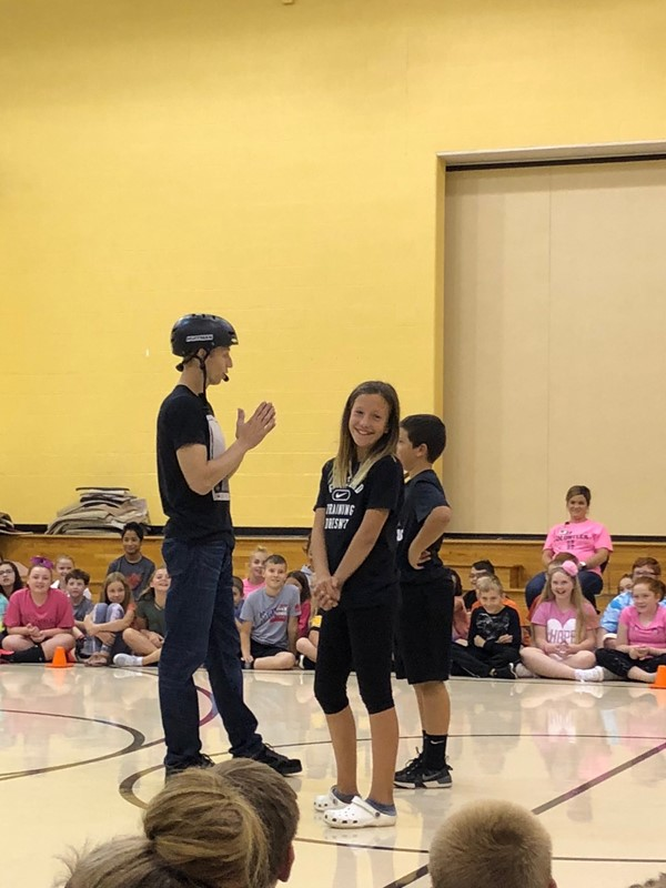 BMX Assembly:  Be Somebody's Hero!