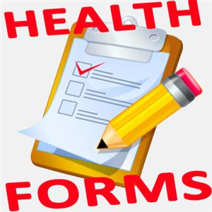 health form clipart
